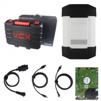 VXDIAG MB Star C6 Mercedes Benz Xentry Diagnosis VCI Original MB SD Connect C6 Benz Diagnostic Tool with DOIP&AUDIO Function Perfect replacement MB STAR C4/C5