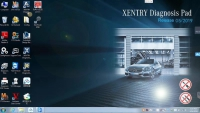V2019.05 MB Star SD Connect C4 C5 Software Download 05/2019 Mercedes Benz Das Xentry Software Installed in HDD/SSD WORK With win7