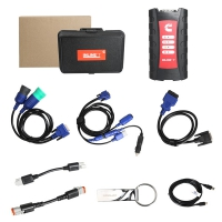Cummins INLINE 7 Data Link Adapter with Insite 8.3 Software Download Multi-language Truck Diagnostic Tool