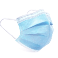 3 Layer Disposable Safety Mask Protective mask Features Medical Grade Standards 50pcs/lot