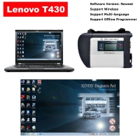 MB SD Connect C4 Multiplexer & Lenovo T430 4G I5 Laptop Installed V2020.03 Mercedes Benz Xentry DAS EPC Complete C4/C5 Software