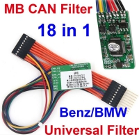 Yanhua MB CAN Filter 18 in 1 Universal CAN Filter For Mercedes BMW