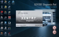 V2019.12 MB Benz Connect C4/C5 Software 12/2019 Mercedes Xentry Das Download Software HDD/SSD with DTS 8.14.016 , Vediamo Supports HHT-WIN