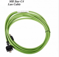 SD C4 Lan Cable SD Connect Wlan Cable MB STAR C4 Multiplexer SD Connect Lan Cable Green by Star C3 SD C4 Spare Cable